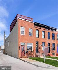 Townhouse for sale in 1214 TOWSON STREET, Baltimore City, MD, 21230