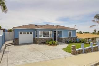 Single Family for sale in 5943 Roanoke St, San Diego, CA, 92139