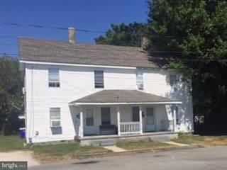 Multi-family Home for sale in 117 RAILROAD AVENUE, Harrington, DE, 19952