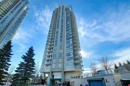 Single Family for sale in 402, 77 Spruce Place SW 402, Calgary, Alberta, T3C3X6