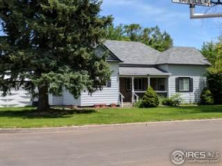 Single Family for sale in 405 S Campbell Ave, Holyoke, CO, 80734