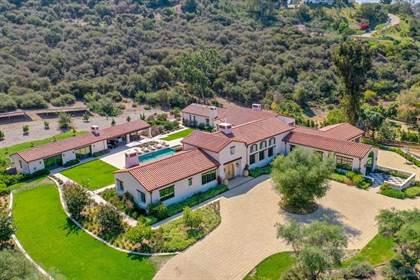 Residential Property for sale in 4537 La Orilla, Rancho Santa Fe, CA, 92067