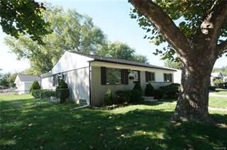 Single Family for rent in 9358 CHAMBERLAIN Street, Romulus, MI, 48174