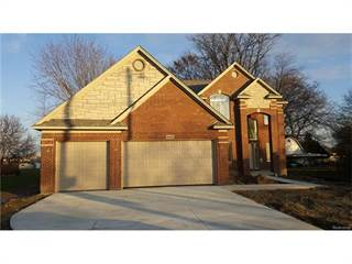 Single Family for sale in 40432 RYAN, Sterling Heights, MI, 48310