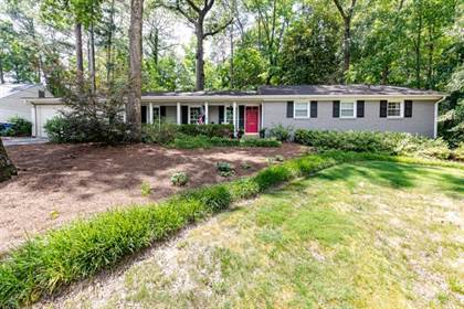 Residential Property for sale in 2976 Margaret Mitchell Court NW, Atlanta, GA, 30327