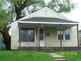 Single Family for sale in 53 S MERRIMAC Street, Pontiac, MI, 48340
