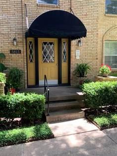 Residential Property for rent in 5815 Sandhurst Lane D, Dallas, TX, 75206