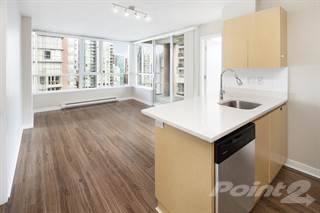 Apartment for rent in Metropolitan Towers - Studio, Vancouver, British Columbia