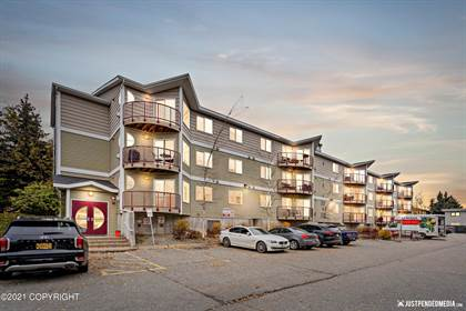 Residential Property for sale in 6109 Debarr Road 110, Anchorage, AK, 99504
