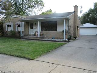 Single Family for rent in 3173 NORTHAMPTON Court, Dearborn, MI, 48124