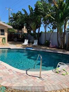 Residential Property for sale in 758 NE 13th Ct 5, Fort Lauderdale, FL, 33304