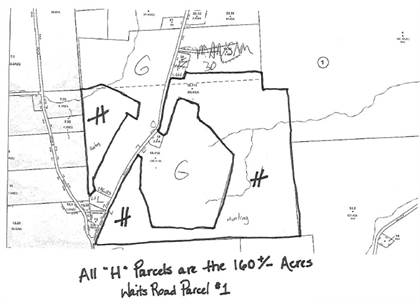 Lots/Land for sale in 0 Waits Road - Parcel 1, Owego, NY, 13827