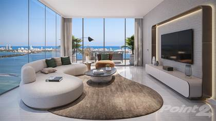Residential Property for sale in Luxury Residences at Aria Reserve, 700 NE 24th St. Miami. FL, Miami, FL, 33137