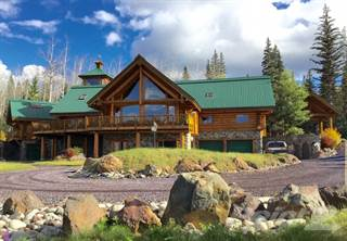 Great Residential Property For Sale In River House Estate, Hudson Bay Mountain, British  Columbia