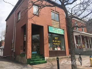 Comm/Ind for sale in 867 SOMERSET ST W, Ottawa, Ontario
