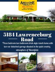 Residential for sale in 5184 Lawrenceburg Road, Chaplin, KY, 40008