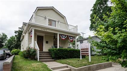 Commercial for sale in 632 N MILL Street, Plymouth, MI, 48170