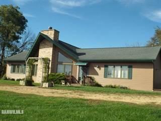 Single Family for sale in 1597 S Snipe Hollow, Elizabeth, IL, 61028