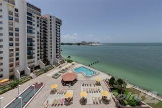 Condo for sale in 440 S Gulfview Blvd 803, Clearwater, FL, 33767