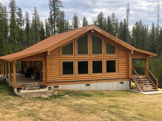 Single Family for sale in 2197 West Tower Road, Saltese, MT, 59867