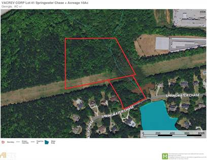 Lots And Land for sale in 0 Springwater Chase Lot 41, Newnan, GA, 30265