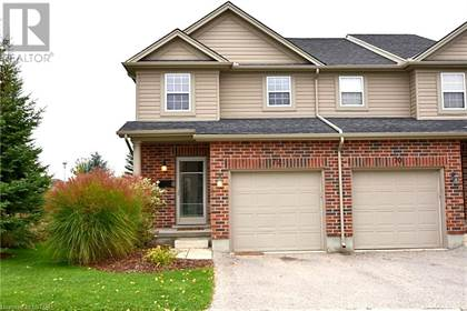 Single Family for sale in 1059 WHETHERFIELD Street Unit 72, London, Ontario, N6H0B6