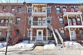 Multi-family Home for sale in 4836-4842 Av. Christophe-Colomb, Montreal, Quebec