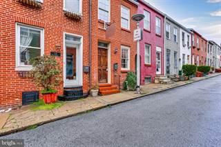 Townhouse for sale in 224 S MADEIRA STREET, Baltimore City, MD, 21231