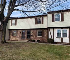 Condo for sale in 1829 Somersworth Drive, South Bend, IN, 46614