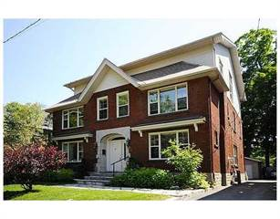 Single Family for sale in 39 & 41 LAMBTON AVENUE, Ottawa, Ontario