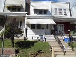 Townhouse for sale in 5704 N WOODSTOCK STREET, Philadelphia, PA, 19138