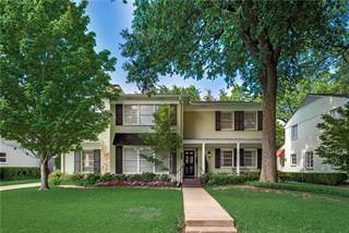 Single Family for sale in 4624 W Beverly Drive, Dallas, TX, 75209