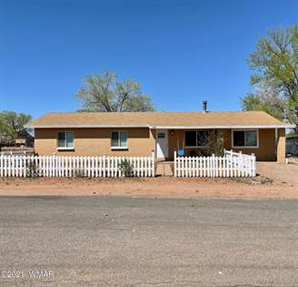 Residential Property for sale in 290 N 17th West, St. Johns, AZ, 85936