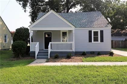 Residential Property for sale in 616 Kentucky Avenue, Hampton, VA, 23661