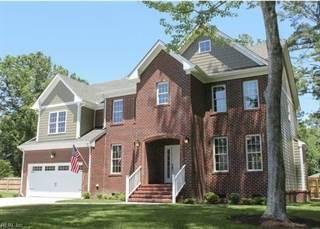Single Family for sale in 1804 Chloe Lane, Virginia Beach, VA, 23456