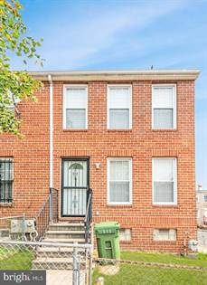 Residential Property for sale in 2453 WOODBROOK AVENUE, Baltimore City, MD, 21217