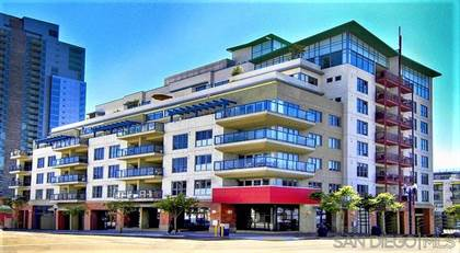 Residential Property for sale in 875 G St 304, San Diego, CA, 92101