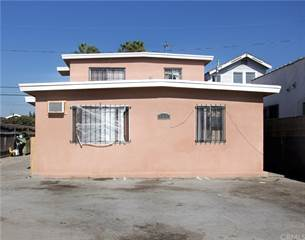 Multi-family Home for sale in 155 E 88th Place, Los Angeles, CA, 90003