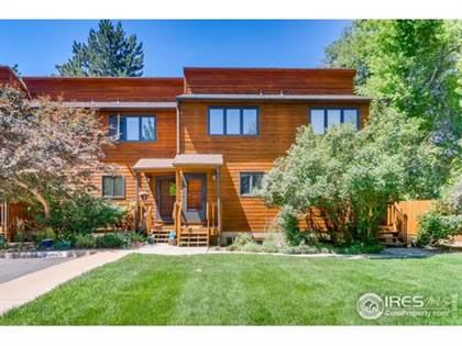 Residential Property for sale in 3371 Hickok Pl 3, Boulder, CO, 80301