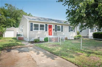 Residential Property for sale in 1107 77th Street, Newport News, VA, 23605