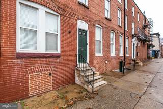 Residential Property for rent in 1458 RIVERSIDE AVENUE 2C, Baltimore City, MD, 21230