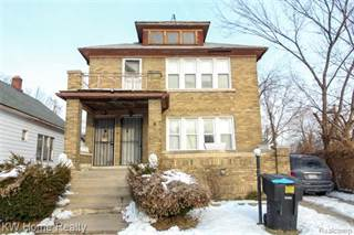 Multi-family Home for sale in 4810 CHALMERS Street, Detroit, MI, 48215