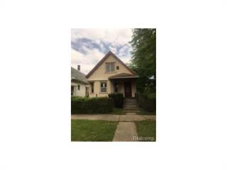 Single Family for sale in 4178 HURLBUT Street, Detroit, MI, 48214
