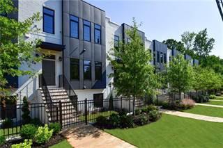 Townhouse for sale in 2009 Briarcliff Road NE 1102, Atlanta, GA, 30329