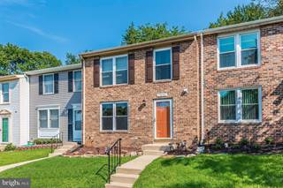 Townhouse for sale in 17022 MOSS SIDE LANE 56, Olney, MD, 20832