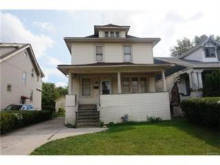 Single Family for sale in 242 N Mclean, Highland Park, MI, 48203
