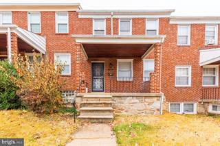 Townhouse for sale in 3440 PARKLAWN AVENUE, Baltimore City, MD, 21213
