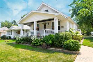Single Family for sale in 508 W HUDSON Street, Peoria, IL, 61604