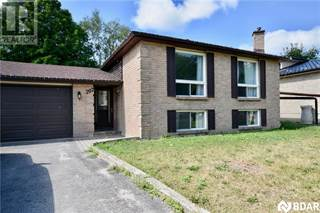 Single Family for sale in 207 LILLIAN Crescent, Barrie, Ontario, L4N5Y5