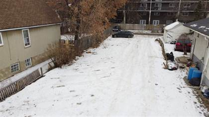 Vacant Land for sale in 9345 103A AV NW, Edmonton, Alberta, T5H0H3